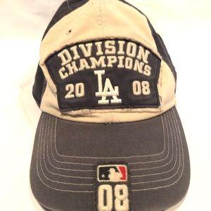 Vintage dodgers division champion